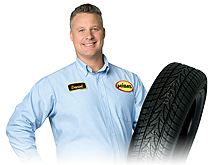 Midas Touch Maintenance Package includes a Tire Roration
